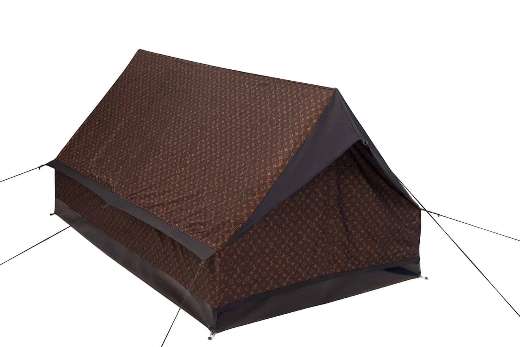 Louis Vuitton camping tent 6