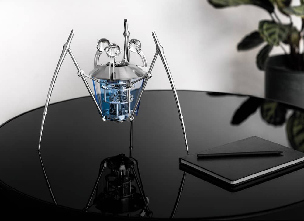 MB&F and L'Epée 1839 Unveil a New Robocreature