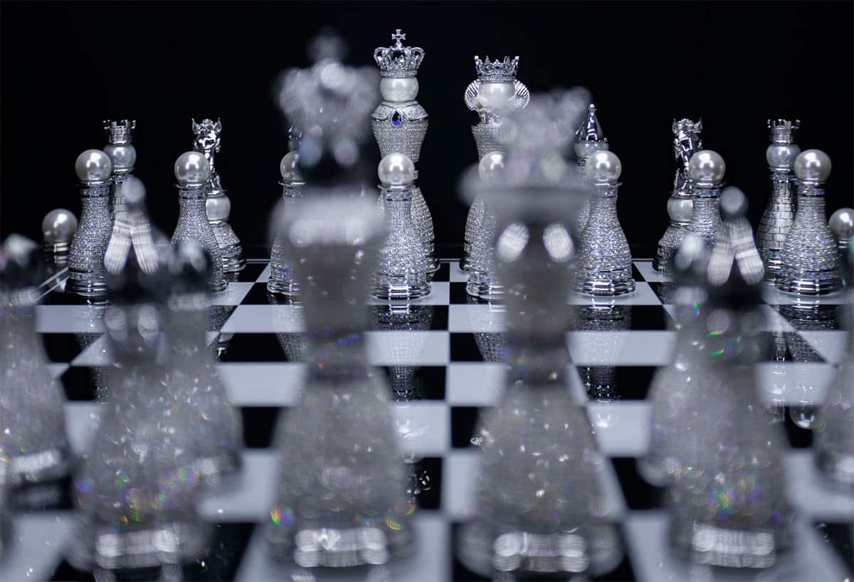 Most Expensive Chess Set 3