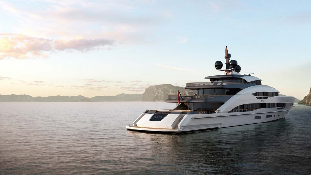 Owning a luxury yacht