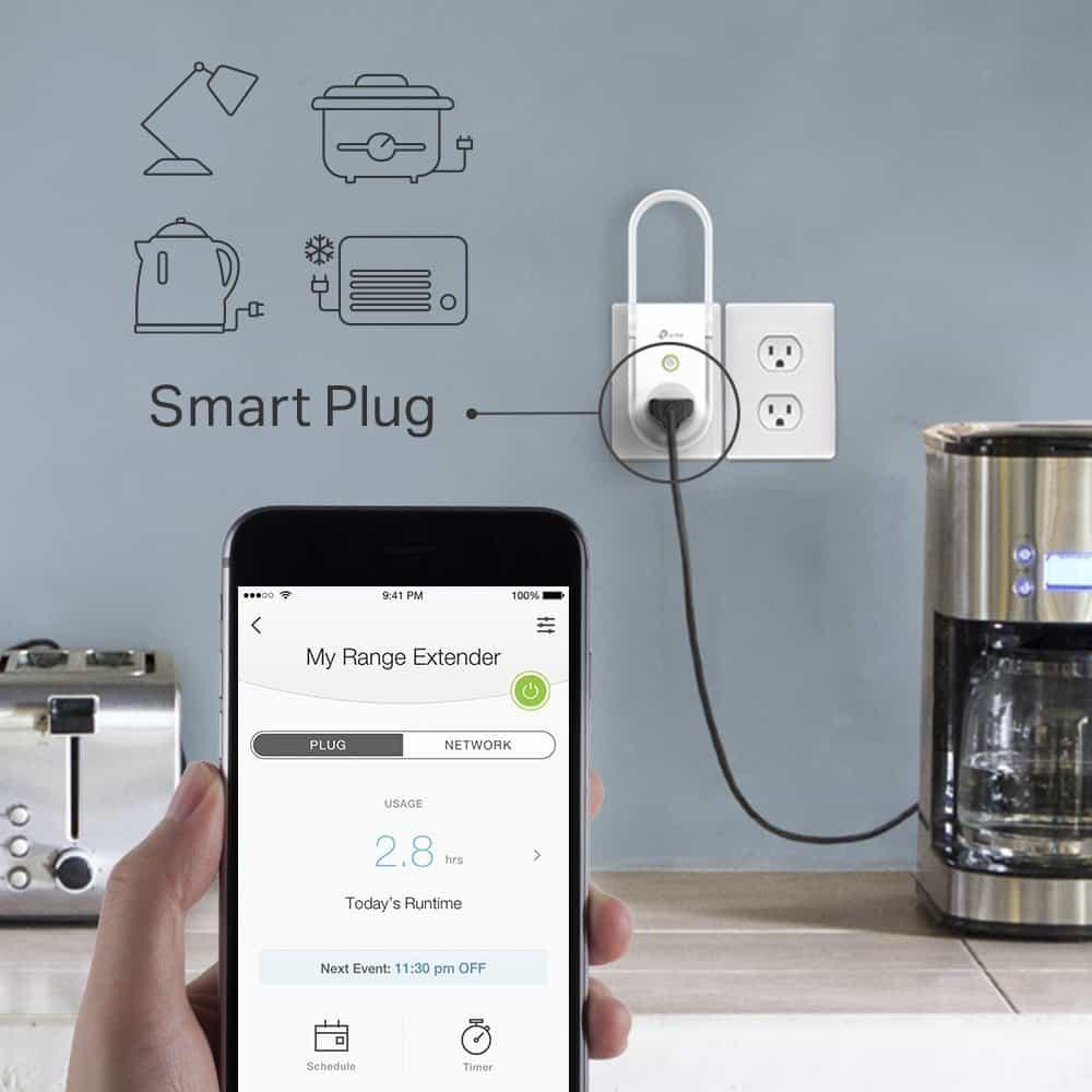 P Link Casa Smart Plug HS105