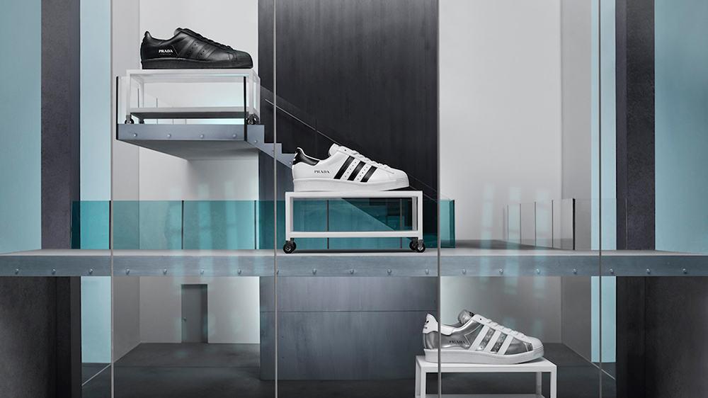 Prada Adidas Superstar 1