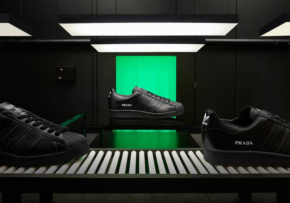 Prada Adidas Superstar 2