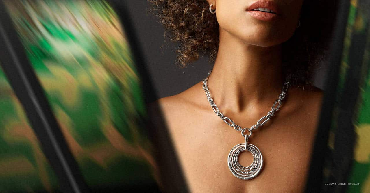 Sterling silver jewelry 1