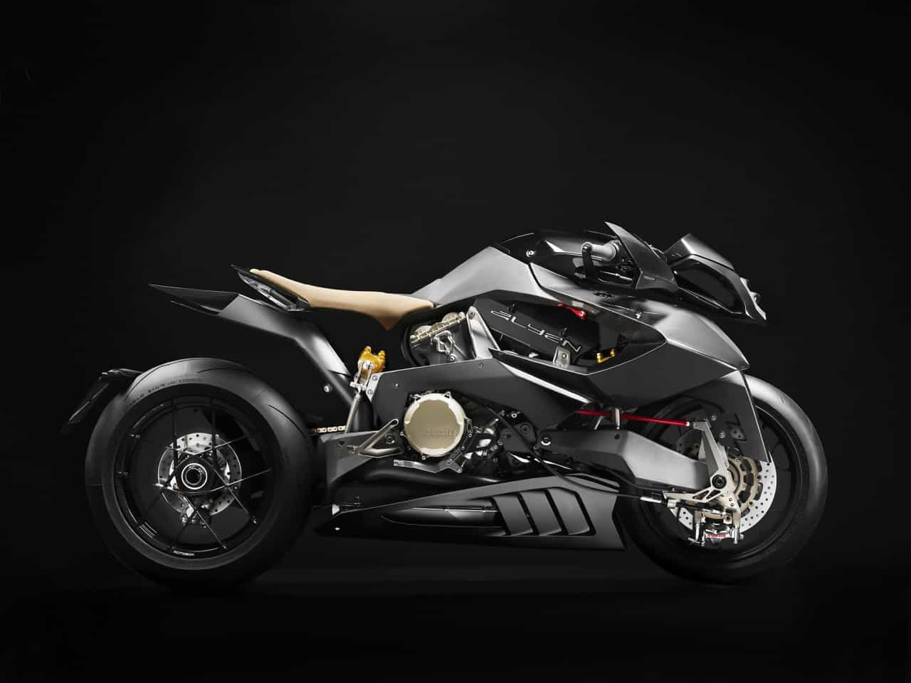 Get ready for the new Vyrus: the 202-horsepower Ducati-powered Alyen 988 bike