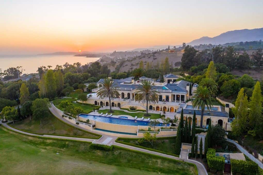 Patrick Nesbitt's Lavish California Estate is Up for Sale at $65 Million