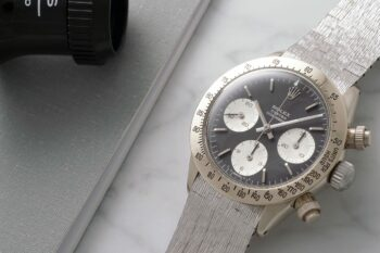 1971 Rolex Daytona Reference 626 Unicorn