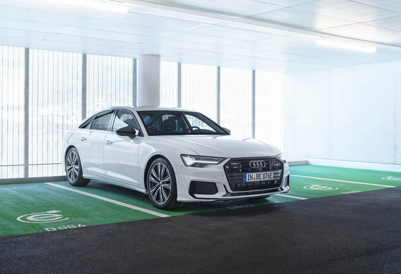2020 Audi A6 1