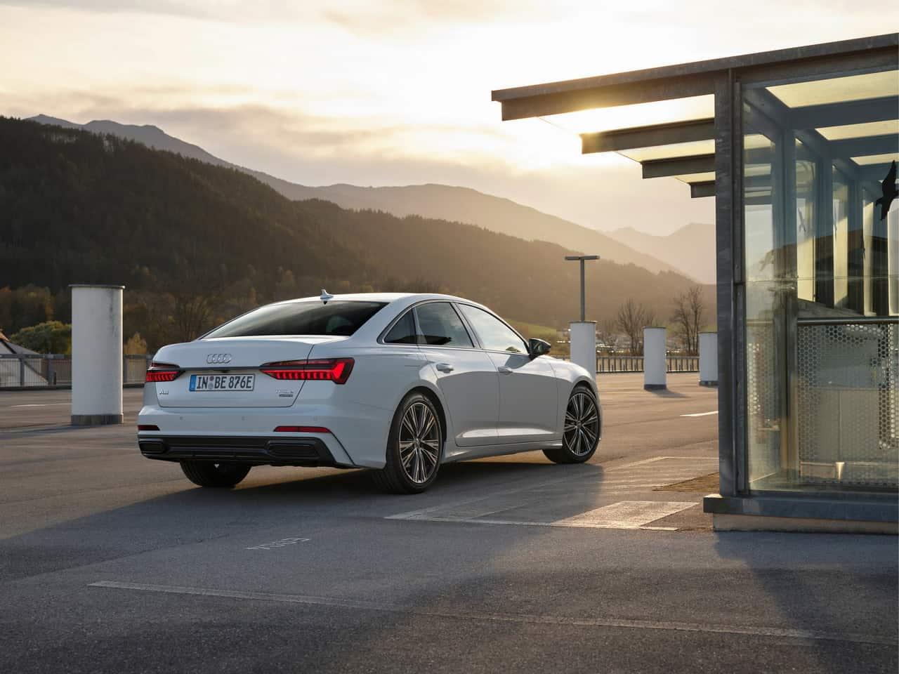 2020 Audi A6 2