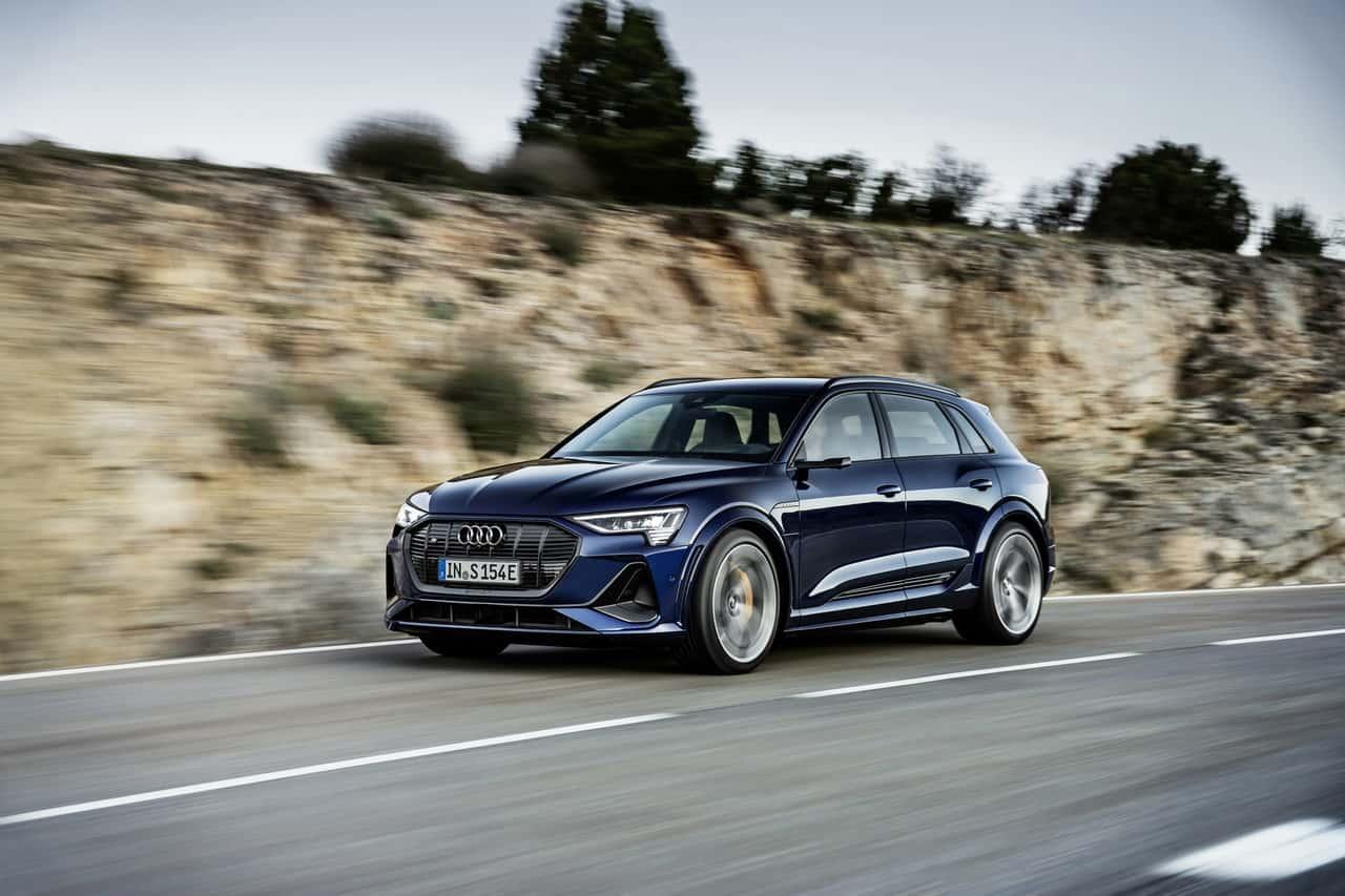 2020 Audi e-Tron 1
