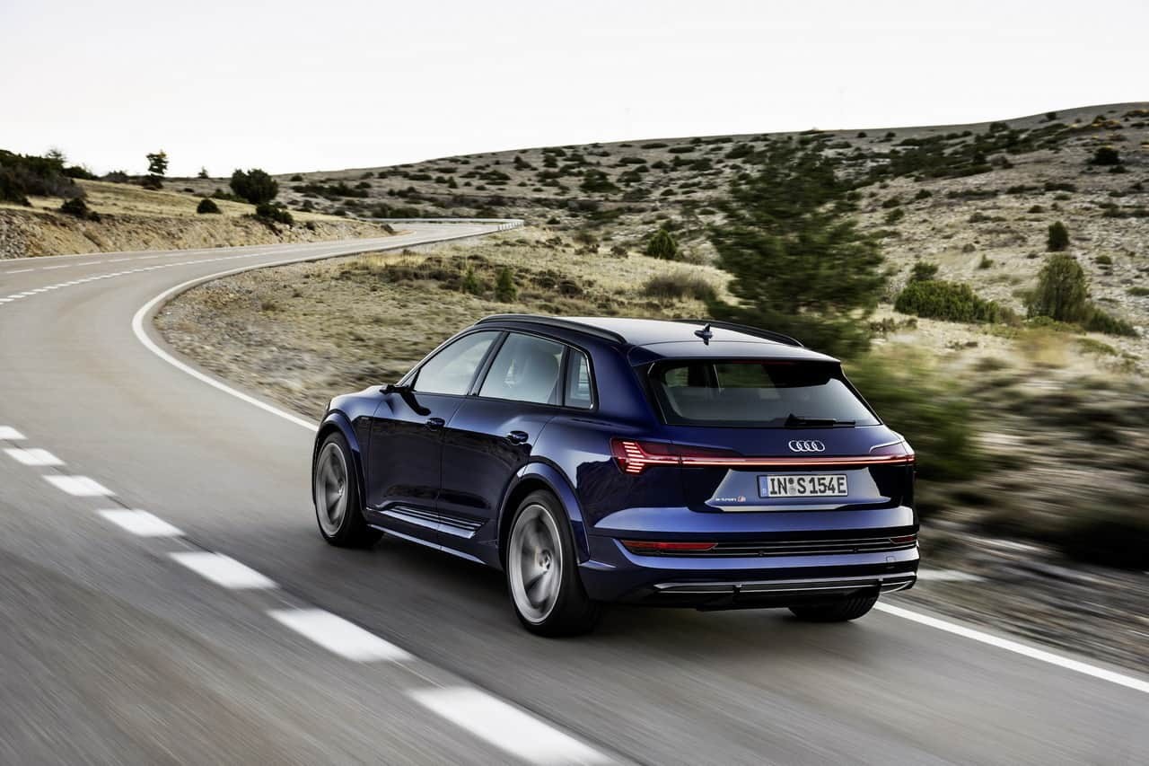 2020 Audi e-Tron 2