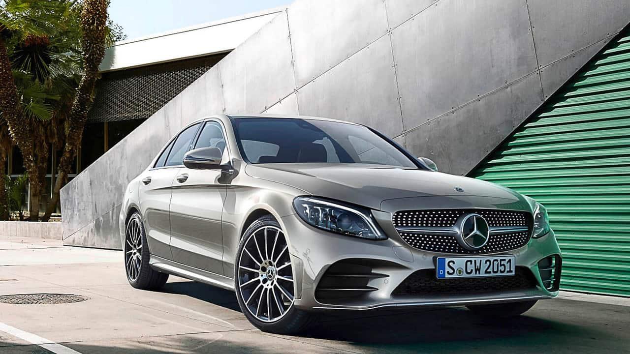 2020 Mercedes-Benz C-Class 1
