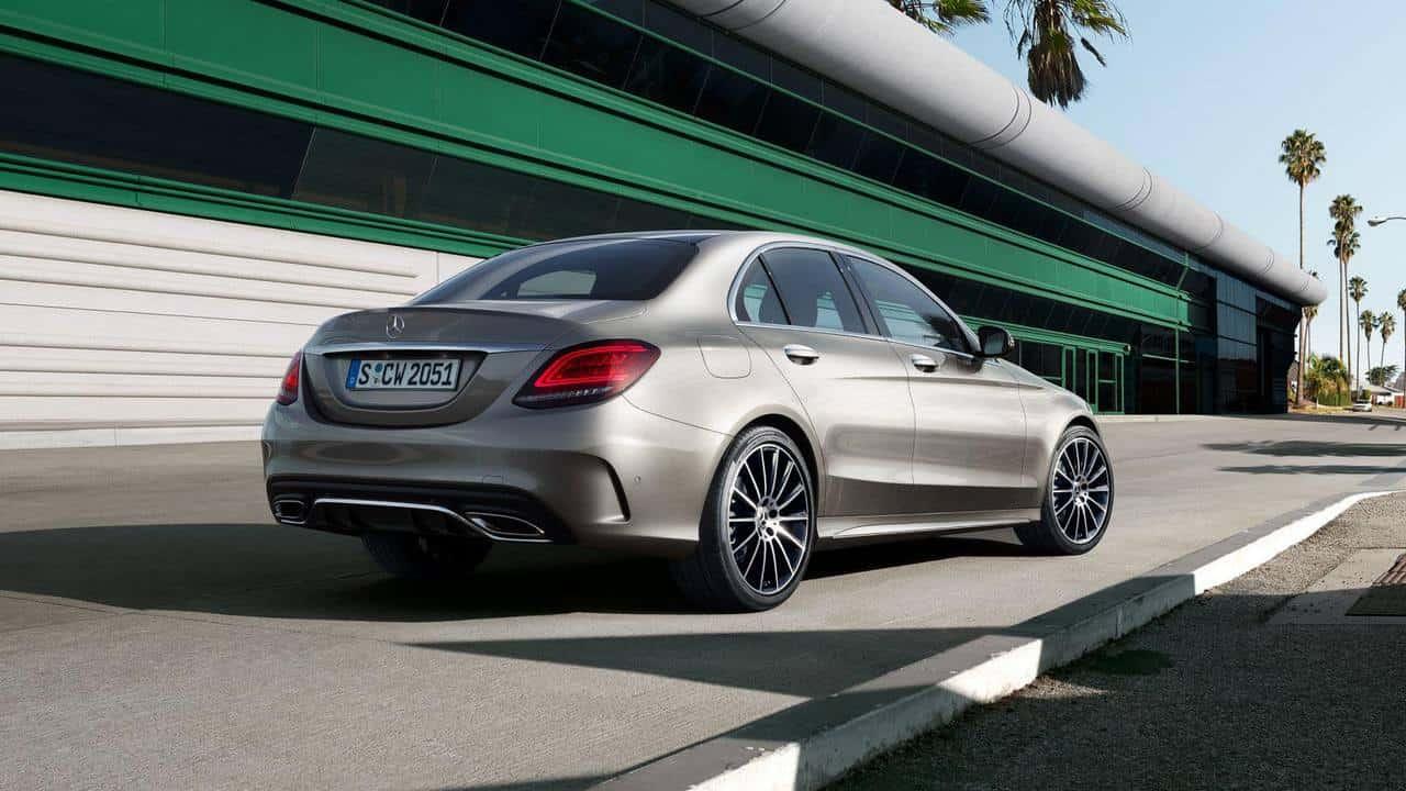 2020 Mercedes-Benz C-Class 2