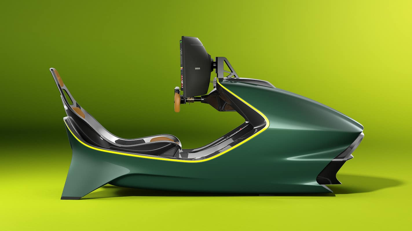 Aston Martin AMR-C01 1