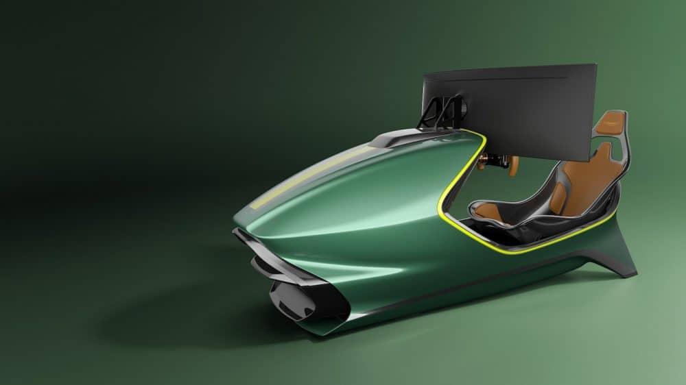 Aston Martin AMR-C01 9