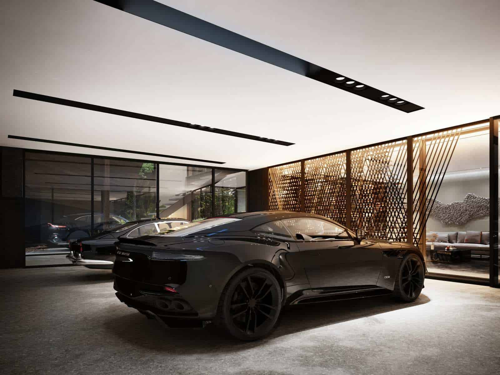 Aston Martin private residence 8