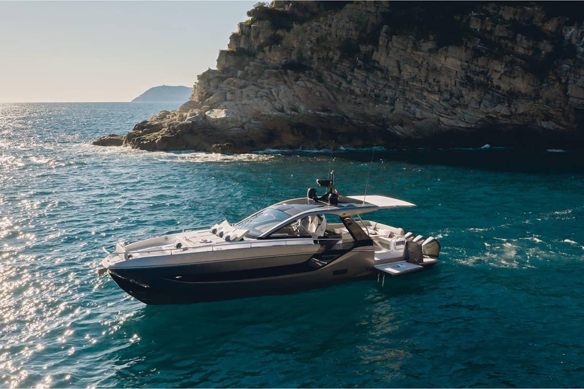 Azimut Yachts Verve 47 1