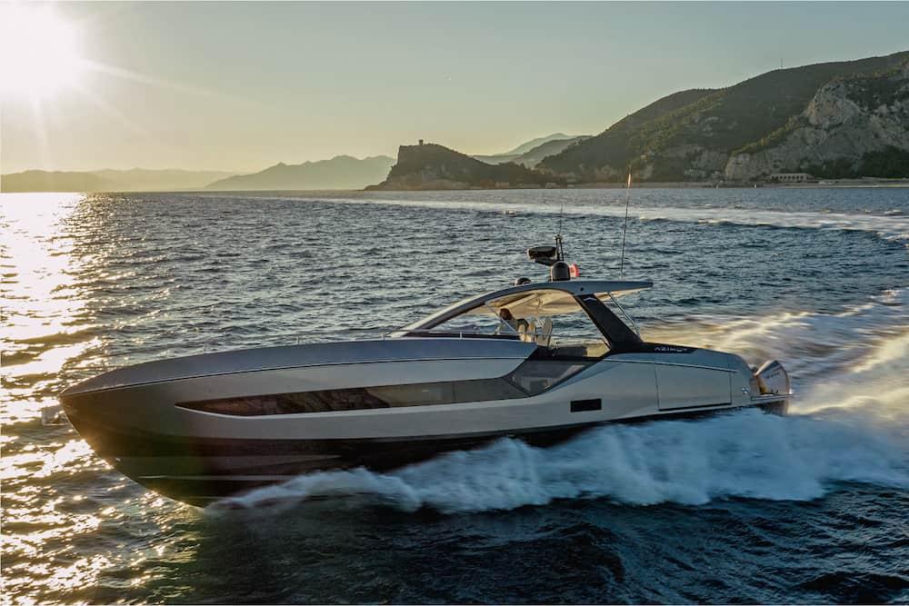 Azimut Yachts Verve 47 2