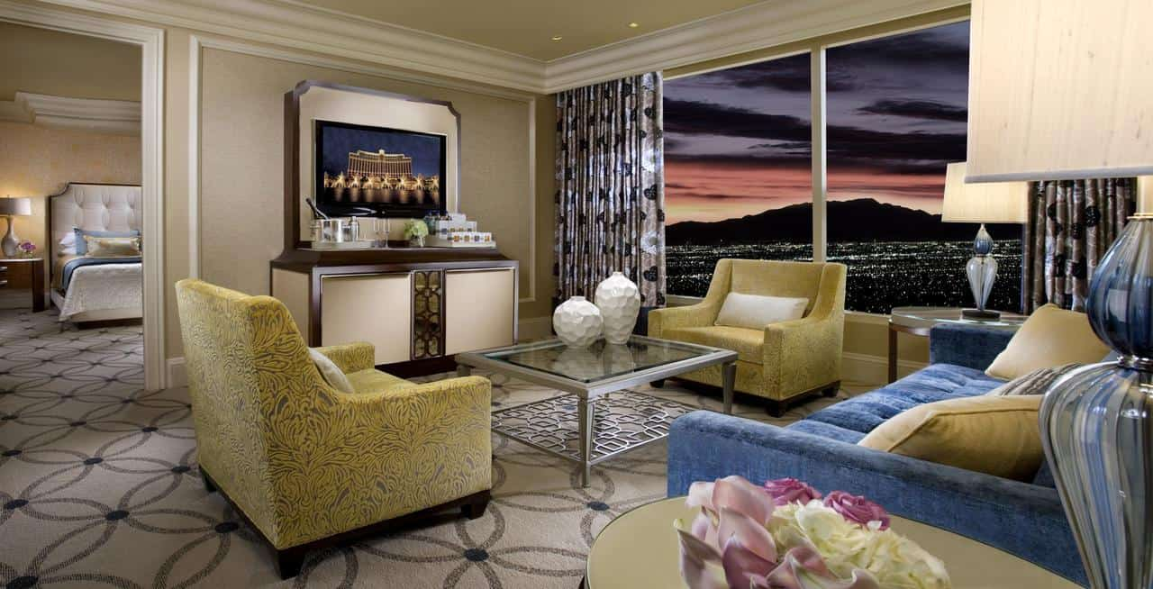 Bellagio Las Vegas 4