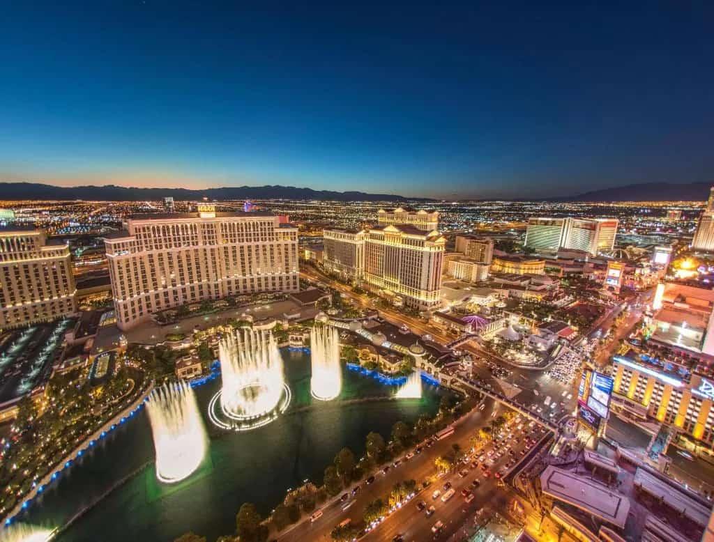 Bellagio Las Vegas 5