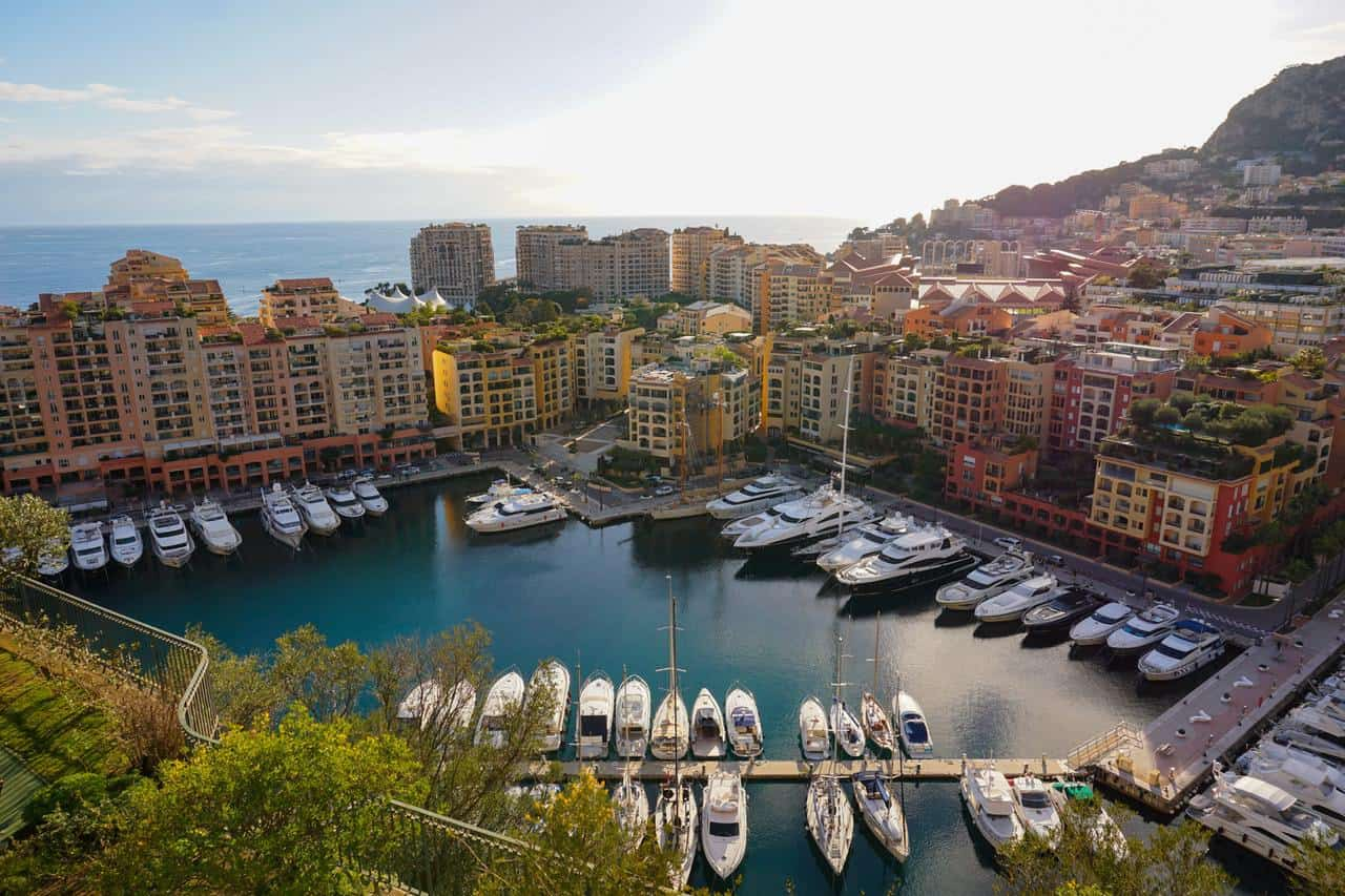 Best Time to go to Monaco
