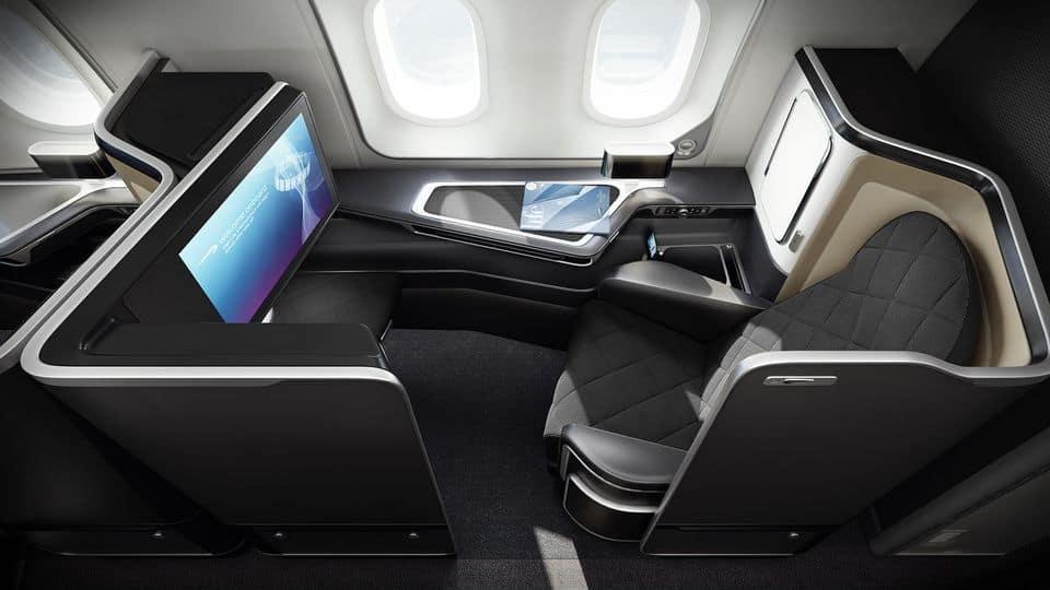British Airways First Class Suites 1