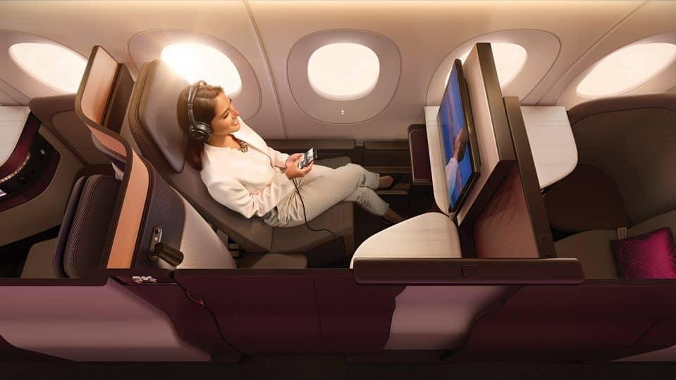 Suite di prima classe British Airways 5