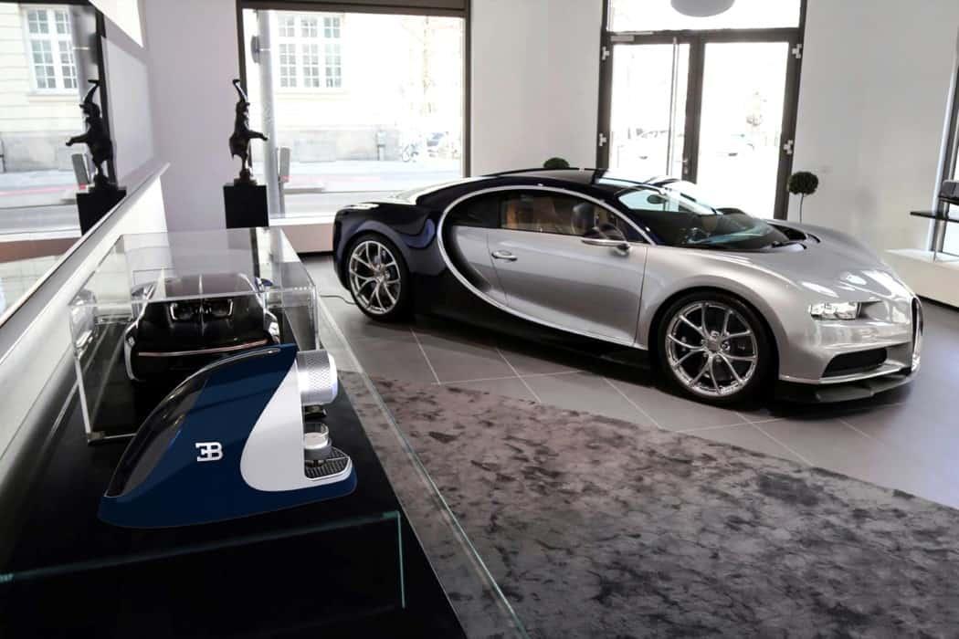 Bugatti Etiron 1