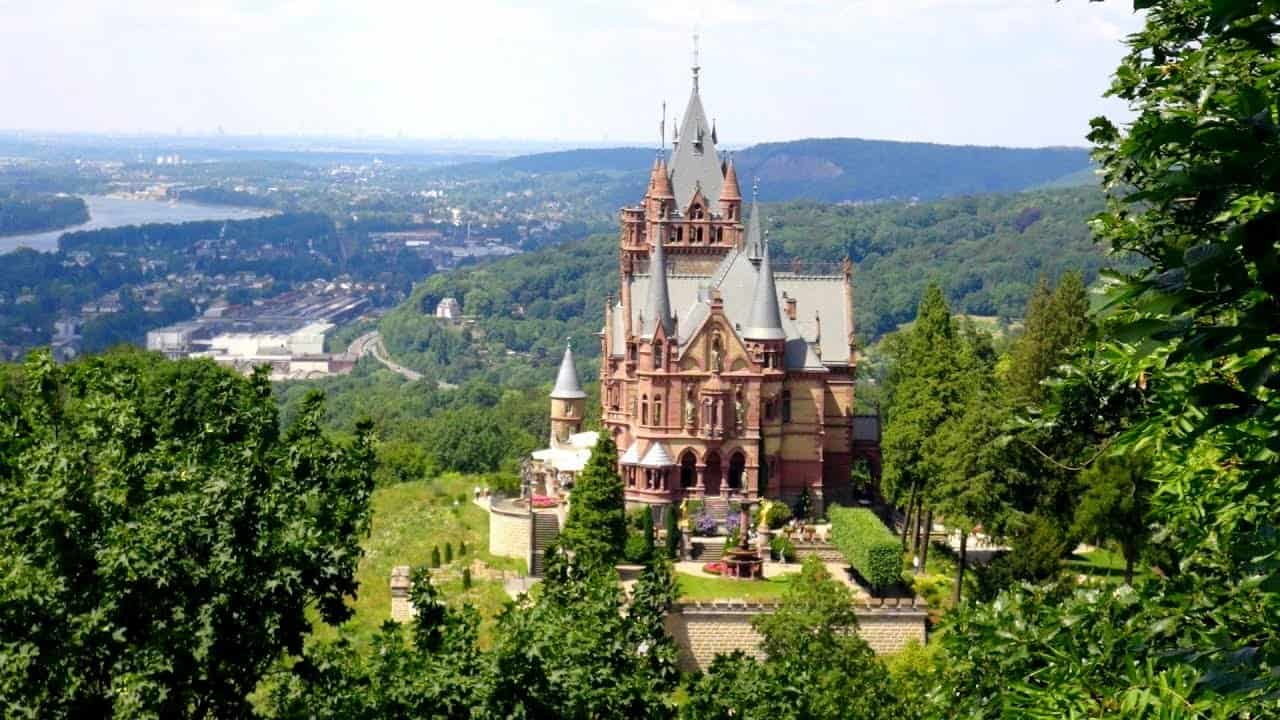 Drachenburg Castle 1
