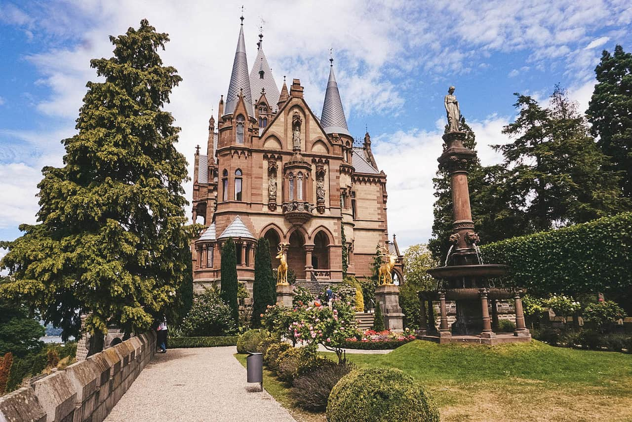 Drachenburg Castle 2
