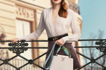 Emma Stone Louis Vuitton Classics