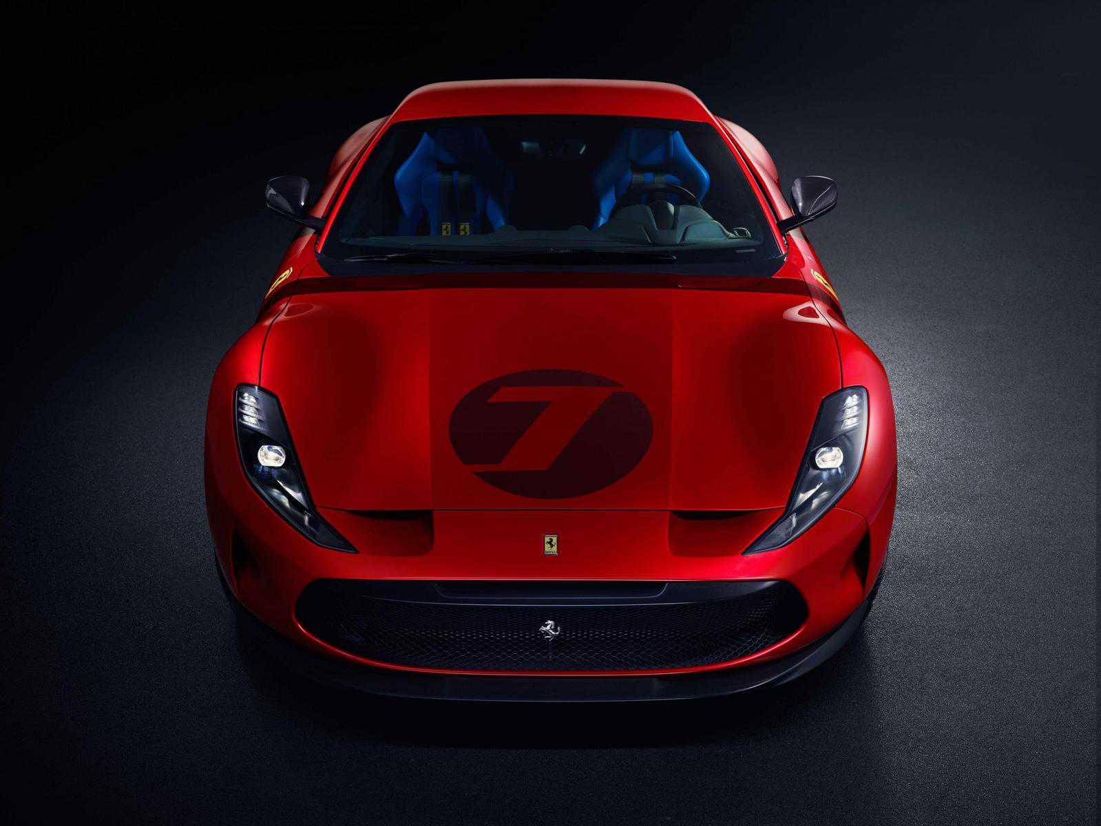 Ferrari Omolagata 2