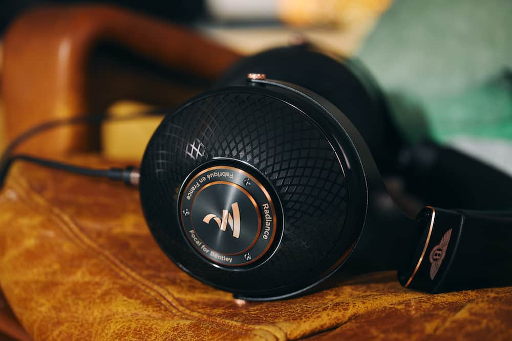 Focal for Bentley Radiance Headphones 1