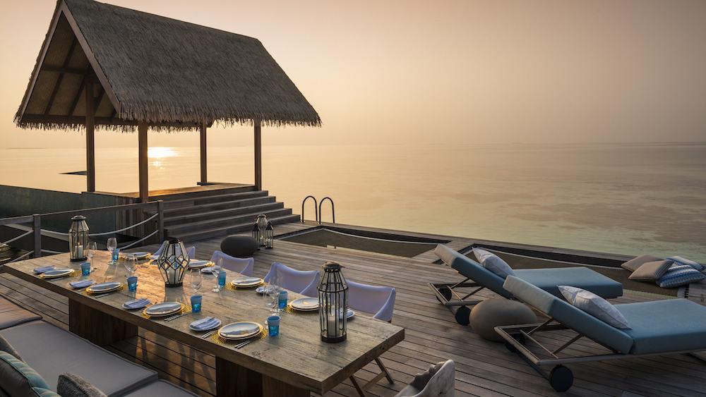 Four Seasons Private Island Maldives at Voavah 4