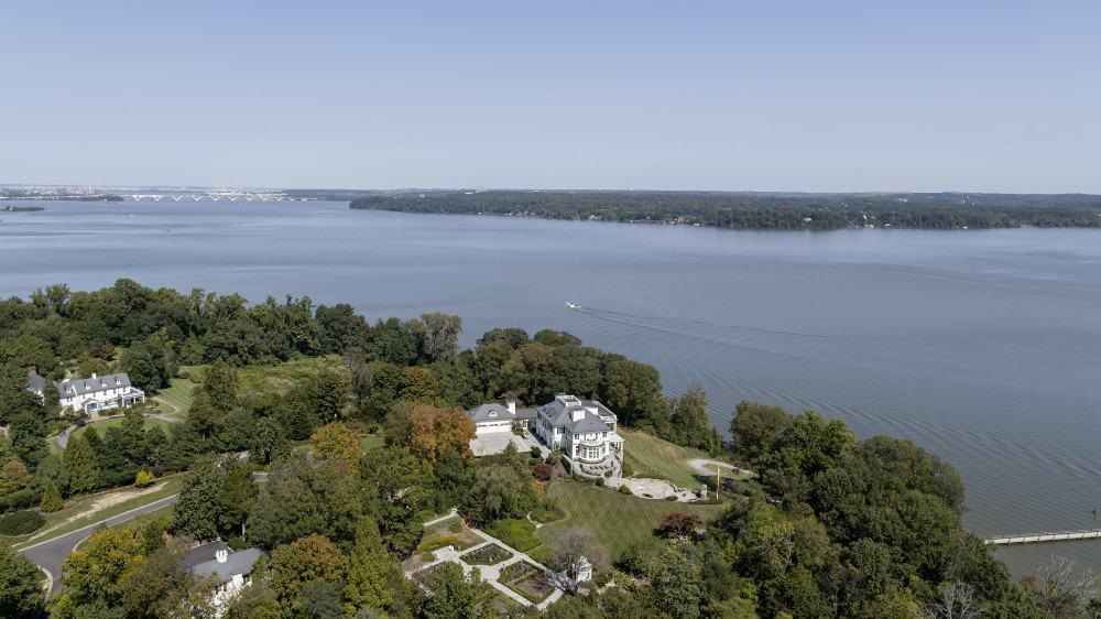 George Washington's former home 9