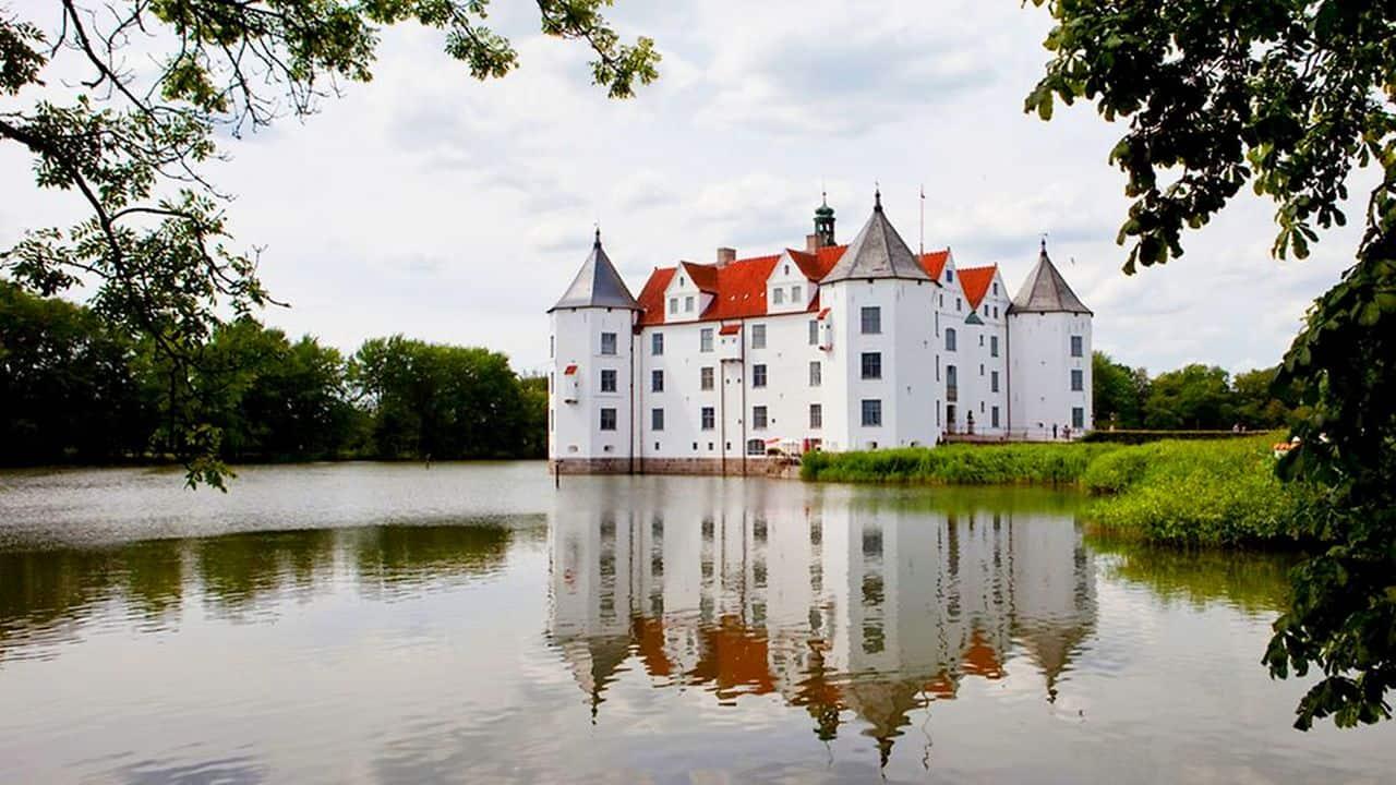 Glücksburg castle 1