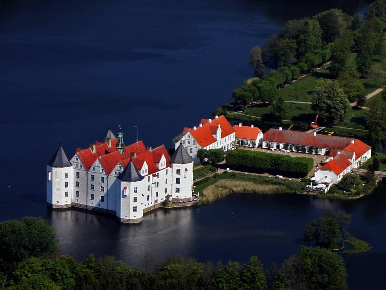 Glücksburg castle 2