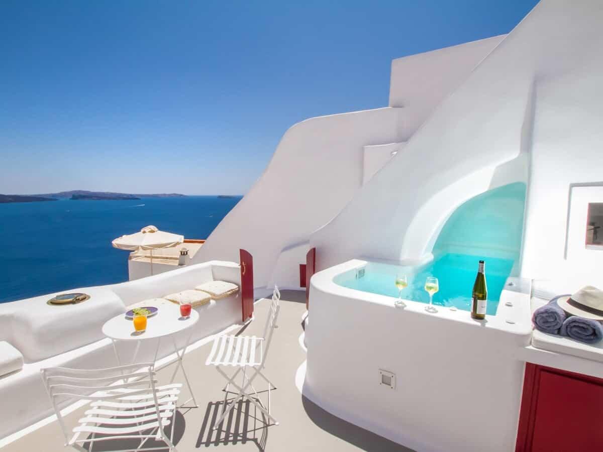 Hector Cave House Santorini 1