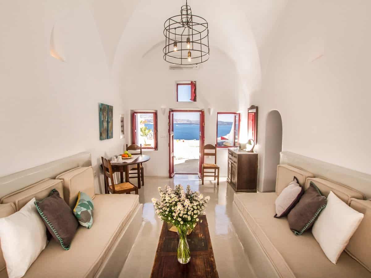 Hector Cave House Santorini 2