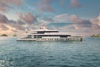 Heesen Yachts Project Altea 1