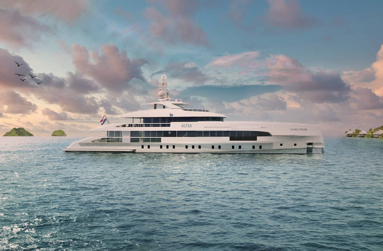 Heesen Yachts' Project Altea is Ridiculously Awesome!