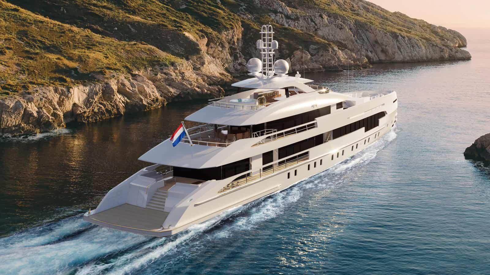 Heesen Yachts Project Altea 2