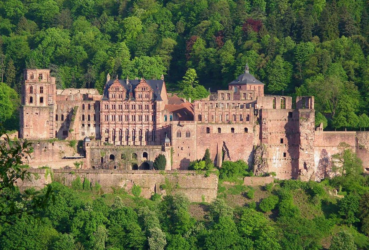 Heidelberg Castle 1
