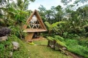 Hideout Bali, Eco-Bamboo Home 1