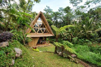 Hideout Bali, Eco-Bamboo Home 1
