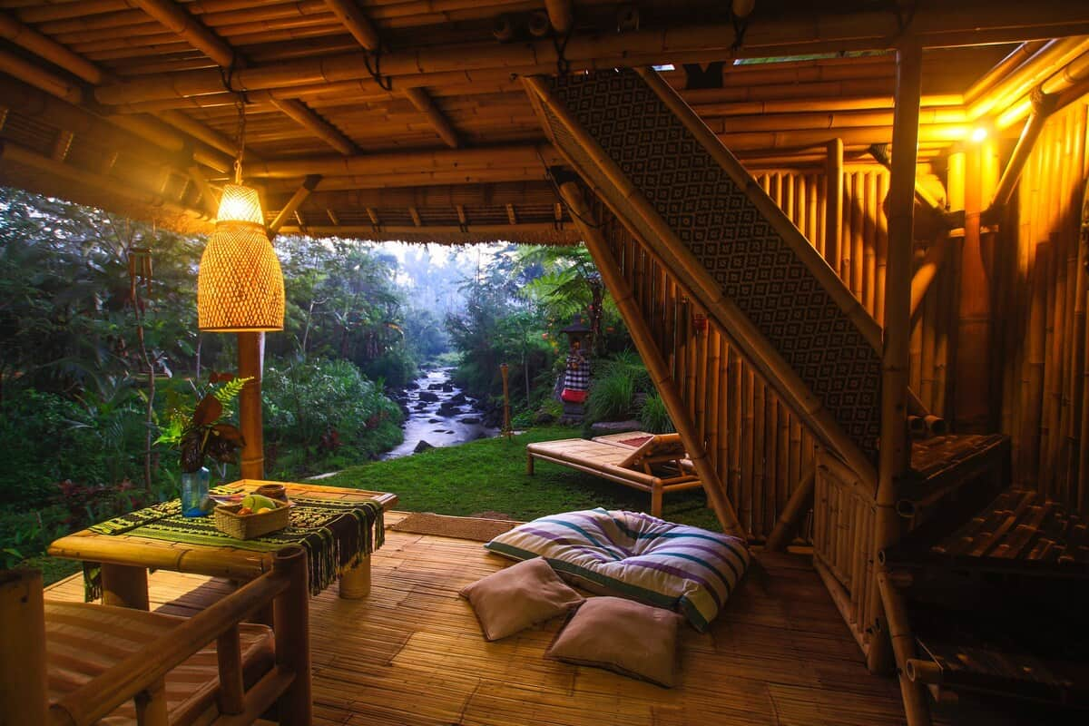 Hideout Bali, Eco-Bamboo Home 2