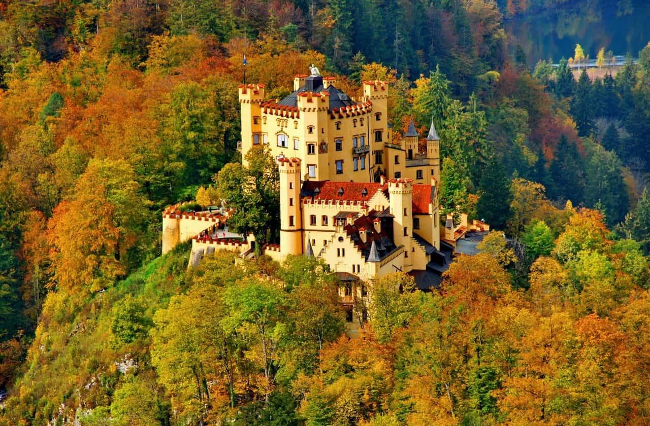 Hohenschwangau Castle 1
