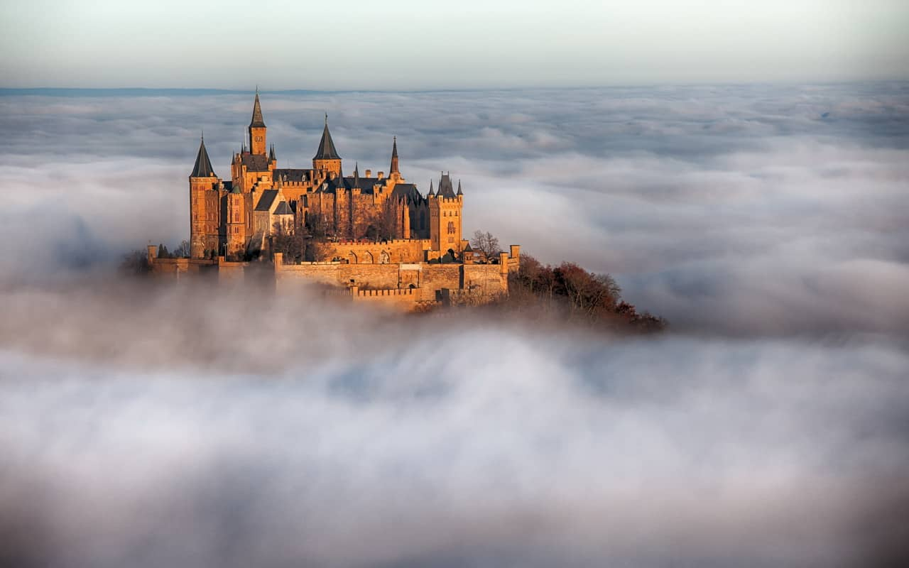 Hohenzollern Castle 2