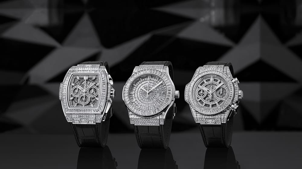 Hublot High Jewellery Collection