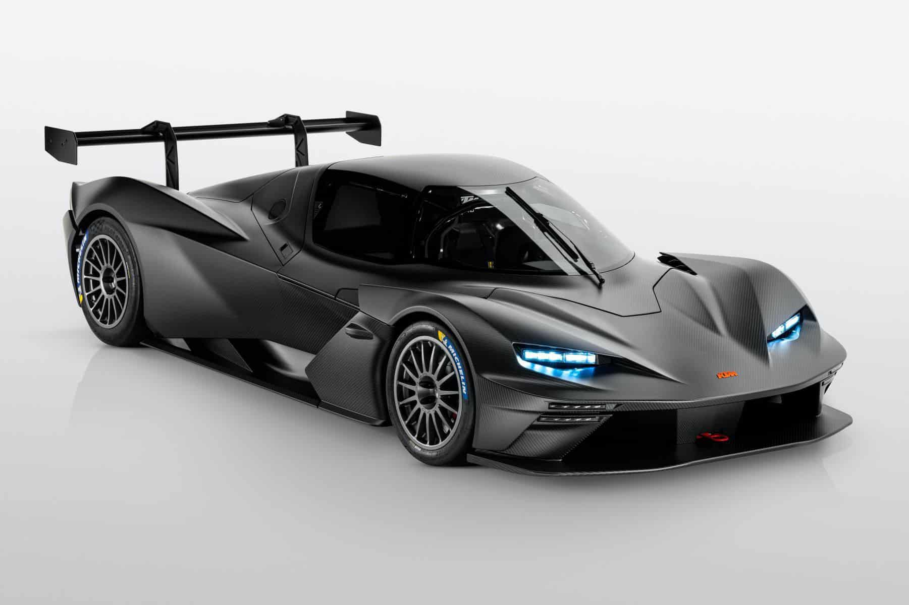 The KTM X-Bow GTX Looks Like the Ultimate Track Toy!